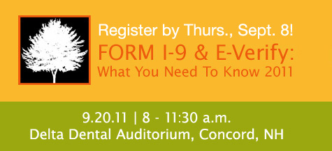 Form I-9 & E-Verify Seminar
