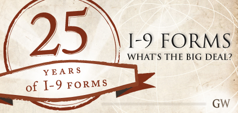 I-9 Form Turns 25