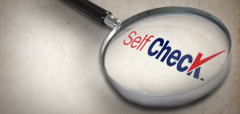 Self Check Employment Records Program