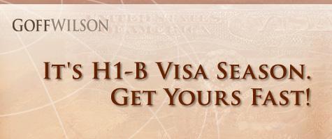 How To Get H1-B Visa