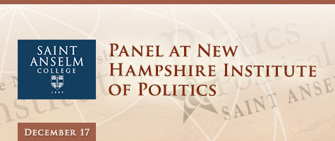 Immigration Panel at NH Institute of Politics